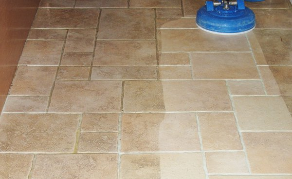 Premium Stone Tile And Grout Cleaning In Golden Beach Quickercleaner